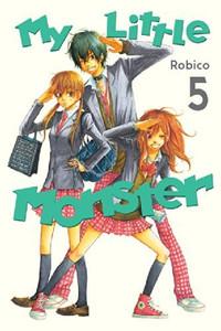 My Little Monster Graphic Novel 05