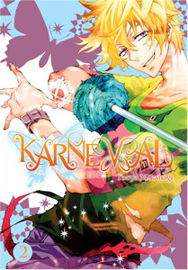 Karneval Graphic Novel 02