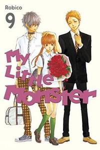 My Little Monster Graphic Novel 09