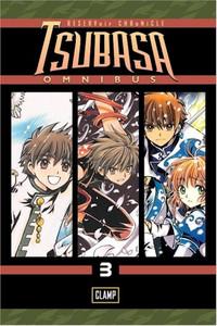 Tsubasa: RESERVoir CHRoNiCLE Omnibus GN 03
