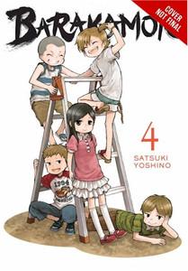 Barakamon Graphic Novel 04