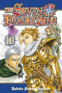 Seven Deadly Sins Graphic Novel Vol. 10