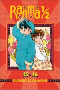 Ranma 1/2 Omnibus Graphic Novel Vol. 08