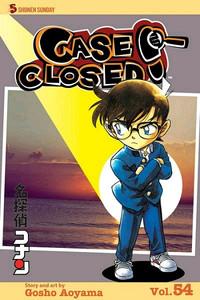 Case Closed Graphic Novel Vol. 54
