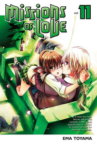 Missions of Love Graphic Novel 11