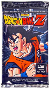 Dragon Ball Z TCG 2014 Booster Pack