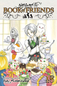 Natsume's Book of Friends Graphic Novel Vol. 18