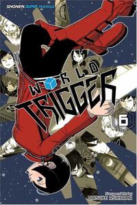 World Trigger Graphic Novel 06