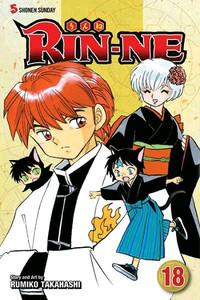 Rin-Ne Graphic Novel Vol. 18