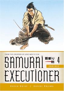 Samurai Executioner Omnibus Vol. 4 TPB