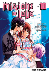 Missions of Love Graphic Novel 10