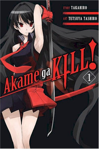 Akame ga KILL! Graphic Novel 01