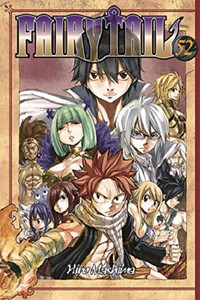 Fairy Tail Graphic Novel 52