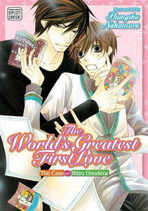 World's Greatest First Love Graphic Novel 01