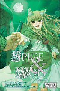 Spice & Wolf Graphic Novel 10