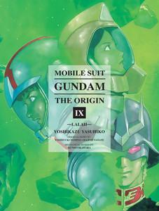 Mobile Suit Gundam: The Origin Vol. 09 - Lalah (HC)