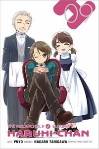 Melancholy of Suzumiya Haruhi-chan Graphic Novel 09