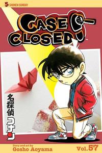 Case Closed Graphic Novel Vol. 57