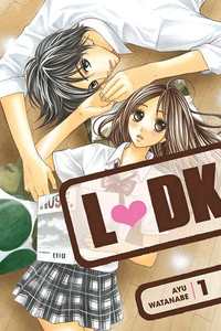 LDK Graphic Novel 01