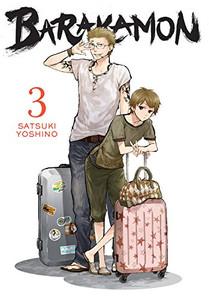 Barakamon Graphic Novel 03