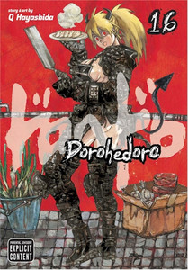 Dorohedoro Graphic Novel Vol. 16
