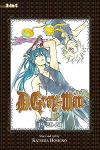 D. Gray-Man Omnibus Graphic Novel 07