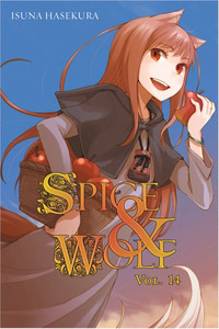 Spice & Wolf Novel Vol. 14