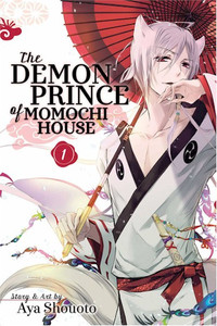 Demon Prince of Momochi House Graphic Novel Vol. 01