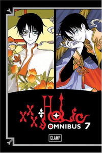 xxxHOLiC Omnibus Graphic Novel Vol. 07