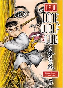 New Lone Wolf & Cub Graphic Novel Vol. 05