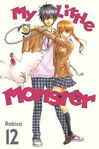 My Little Monster Graphic Novel 12