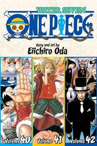 One Piece Graphic Novel Omnibus 14