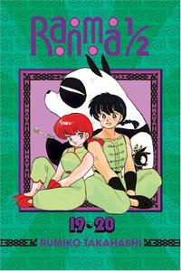 Ranma 1/2 Omnibus Graphic Novel Vol. 10