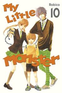 My Little Monster Graphic Novel 10
