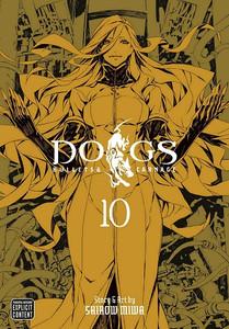 Dogs: Bullets & Carnage Graphic Novel Vol. 10