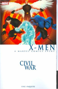 Civil War: X-Men Graphic Novel