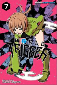 World Trigger Graphic Novel 07
