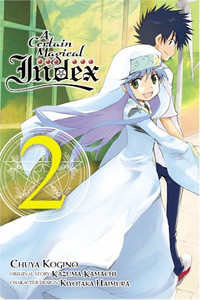 A Certain Magical Index Graphic Novel 02