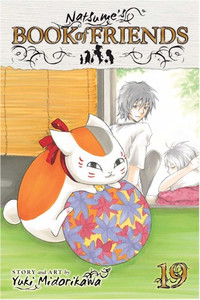 Natsume's Book of Friends Graphic Novel Vol. 19