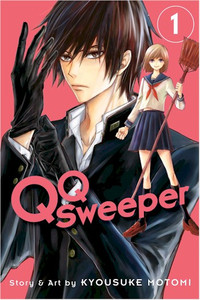 QQ Sweeper Graphic Novel Vol. 01