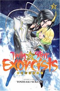 Twin Star Exorcists: Onmyoji Graphic Novel 03