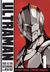 Ultraman Graphic Novel Vol. 01