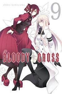 Bloody Cross Graphic Novel 09