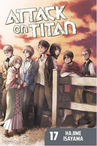Attack on Titan Graphic Novel 17