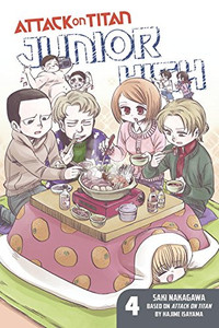 Attack on Titan - Junior High Graphic Novel 04