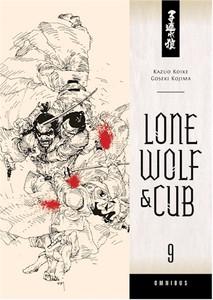 Lone Wolf & Cub Omnibus Vol. 09