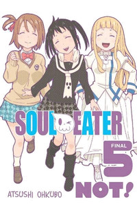 Soul Eater Not! Graphic Novel Vol. 05