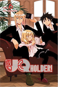 UQ Holder Graphic Novel Vol. 06