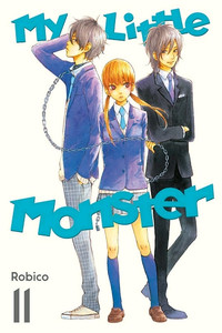 My Little Monster Graphic Novel 11