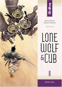 Lone Wolf & Cub Omnibus Vol. 08